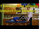 7 exercises unhunch shoulders